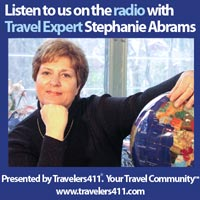 Phyllis on Women and Travel with Stephanie Abrams