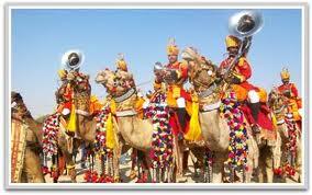 The Pushkar Camel Market if you don't like camels….