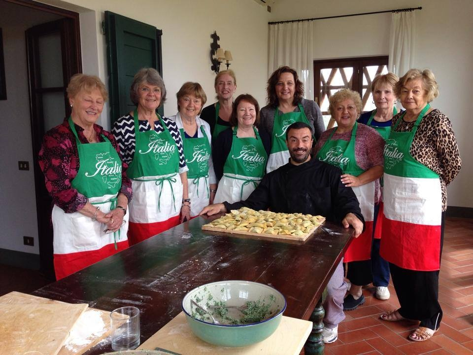 Cook When You Don't Have to? Tuscany Cooking and Seeing Tour ONE ROOM LEFT