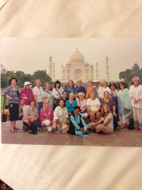 Taj Mahal Visit The Women's Travel Group- a travel addiction