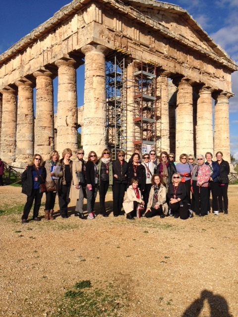 Enjoy Photos from last Womens Travel Festival Sicily Trip