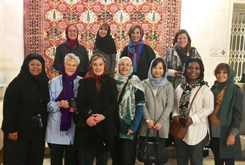 Women's Travel Group and Iran. Travel there is not dead either.