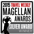 Travel Weekly Magellan Award Winner