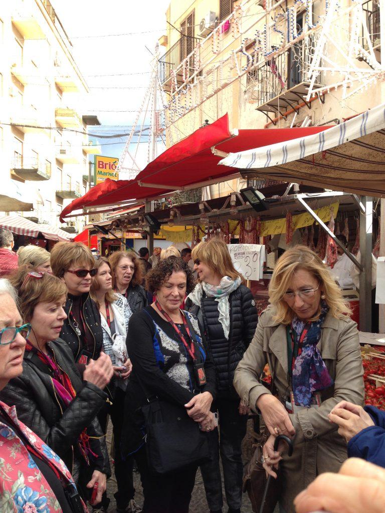 Sicily The Women's Travel Group