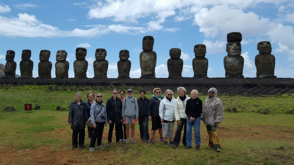 Easter Island with The Women's Travel Group Chile Trip- a travel addiction