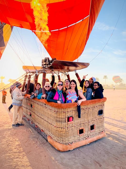 Women's Travel Group in Egypt