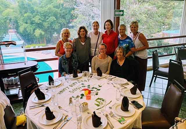 The Women's Travel Group at Ixtapan Fitness Resort